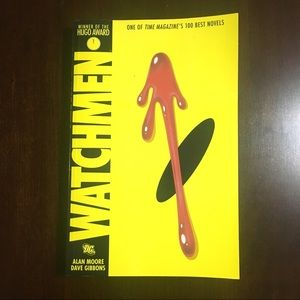 """Watchmen"" Graphic Novel"